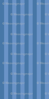 narrow stripes in blue
