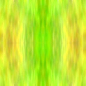 Blurred  Leaves drip dye