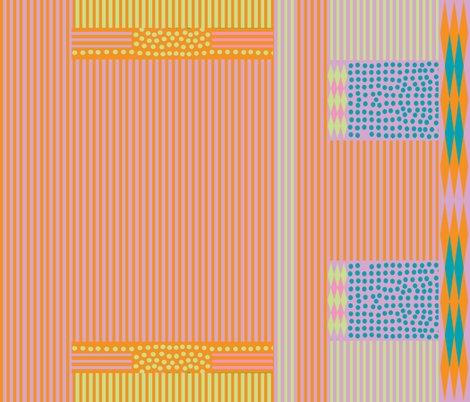 Rmauve_orange_stripes_spots_shop_preview