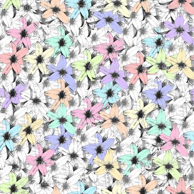 Lillies_pastel