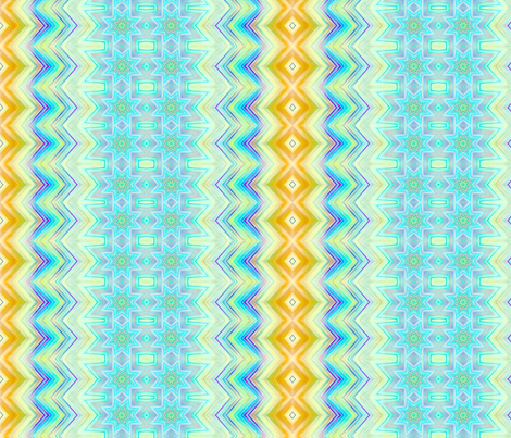 Leaves and Grasses Blurred and Patterned fabric by koalalady on Spoonflower - custom fabric