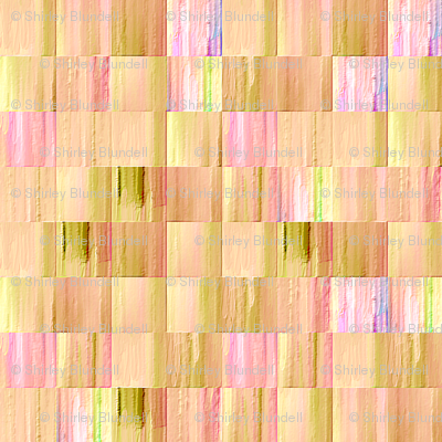 Pink and Beige Tiles