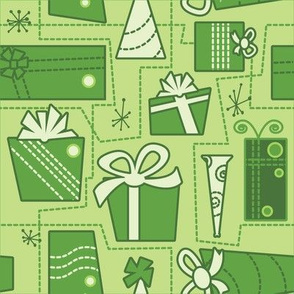 Gifts (green)