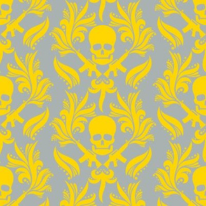 Lemon Demask skulls