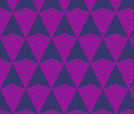 Arrows>>Navy+Pink fabric by veritymaddox on Spoonflower - custom fabric