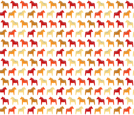 Dalas Fire and Ice fabric by mojiarts on Spoonflower - custom fabric