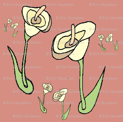 spoonflower_lilies1