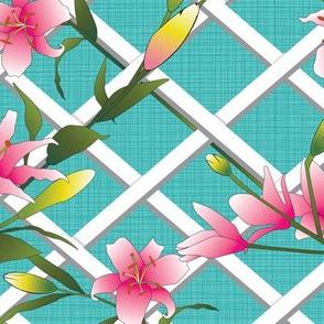 Julie's Lilies Garden