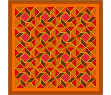 Big Blocks fabric by helenrichardsquilts on Spoonflower - custom fabric