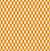 Birchdale (Coral & Gold) || gingham plaid cross diamonds stripes spring summer lattice mustard