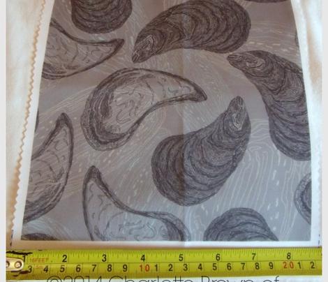 Totaig Mussels - Dark Grey