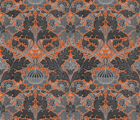 Rwilliam_morris___growing_damask___nouveau___reverse__grey_on_marquise__peacouette_designs___copyright_2014_shop_preview