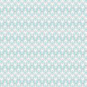 Wynton* (Polymer) || French typography wrought iron New Orleans flourish diamonds pastel