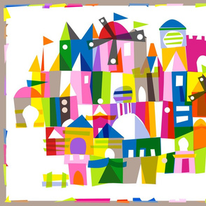 Kingdom Color (a mary blair tribute)