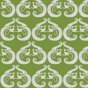 Sew Stylish - Grass Green