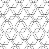 Hexagon Lines