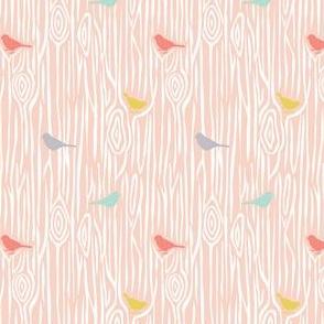 Pink_Woodland_Birds