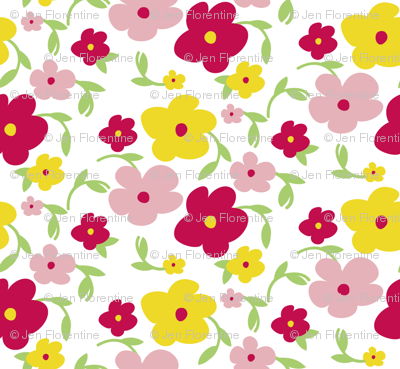 Floral Ditsy