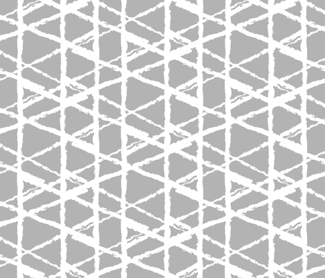 Gray Pattern fabric by jenflorentine on Spoonflower - custom fabric