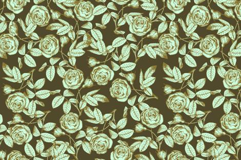 Limonana fabric by brainsarepretty on Spoonflower - custom fabric