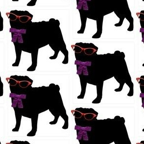 pug_silhouette_with_glasses
