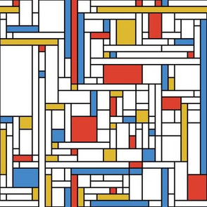 Mondrian Blocks (small)