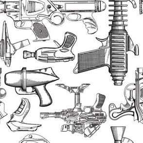 Ray Gun Revival (White)