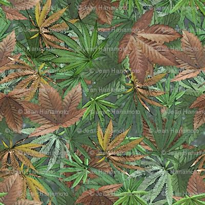 Forest Cannabis Camo