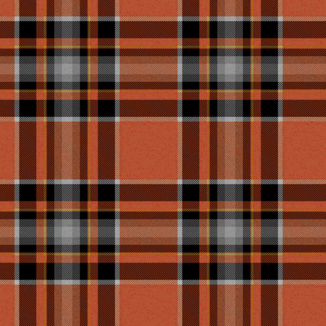Barbecue Pit Plaid fabric by eclectic_house on Spoonflower - custom fabric