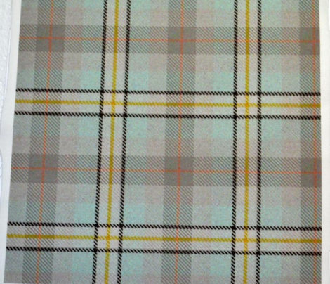 Foggy Skies Plaid