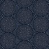 Blue Grey Kaleidoscope