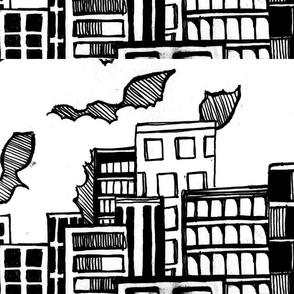City scape 3