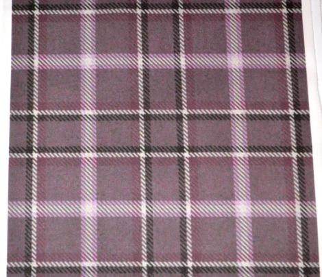 Night Window Plaid