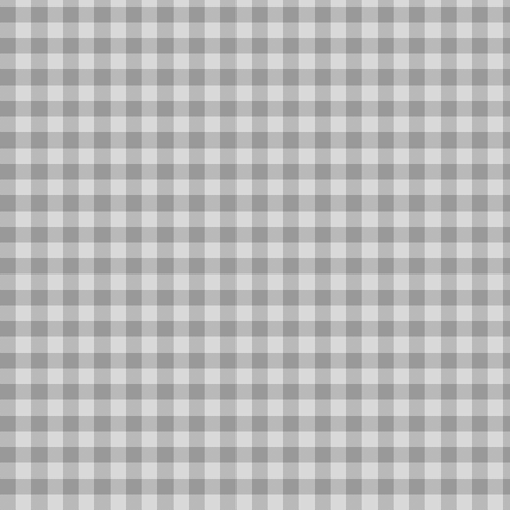 fade to grey gingham fabric by weavingmajor on Spoonflower - custom fabric