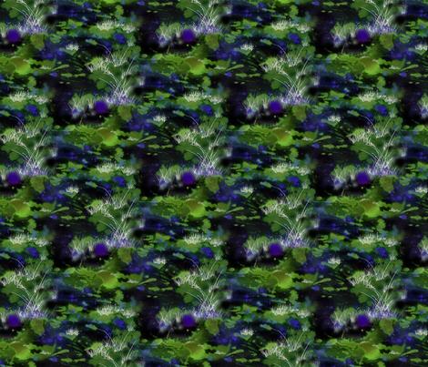 Night Brook fabric by siya on Spoonflower - custom fabric