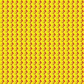 scoot yellow repeat