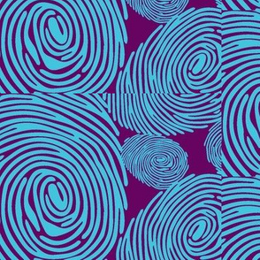 Print Blue