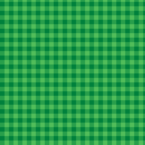 spearmint green gingham fabric by weavingmajor on Spoonflower - custom fabric