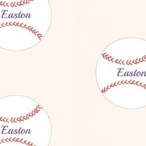 Playball 467 - Personalized  - Easton