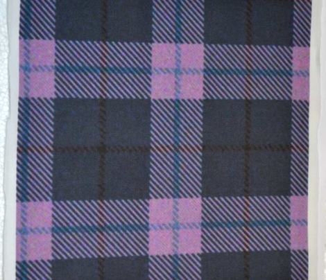 Night Boxes Plaid
