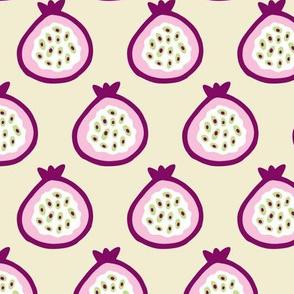 Pomegranate passion fruit