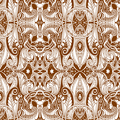 On the Wing fabric by edsel2084 on Spoonflower - custom fabric