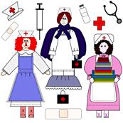 Nurses Fabric 2