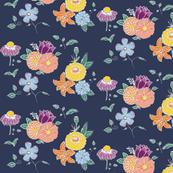 PP chalkboard flowers
