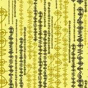 Vulcan Yellow