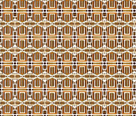 Tribal Elegance 2 fabric by fashionita_boutique on Spoonflower - custom fabric