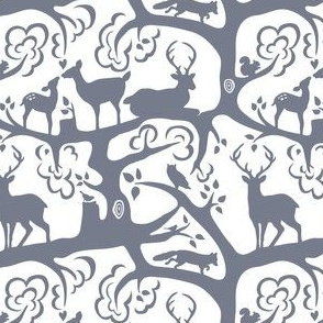 Woodland Deer Forest