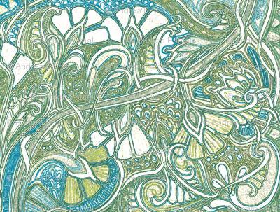 Seaweed Impressions