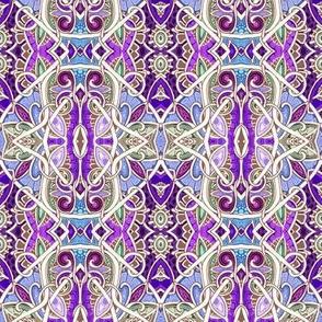 Abstract Tile de'Vine