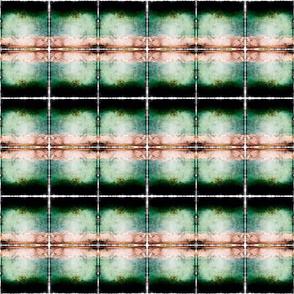 luzski verdigris stripe